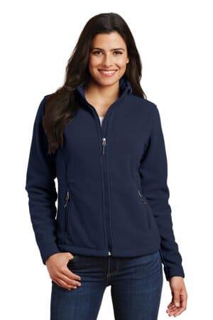L217 port authority ladies value fleece jacket l217