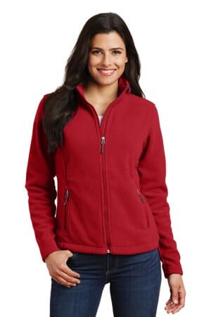 L217 port authority ladies value fleece jacket