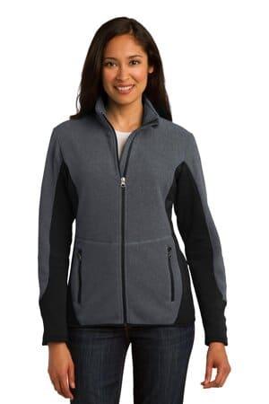 port authority ladies r-tek pro fleece full-zip jacket l227