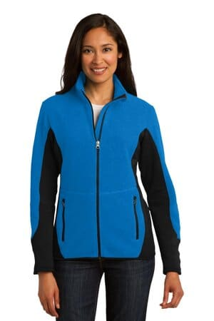port authority ladies r-tek pro fleece full-zip jacket l227