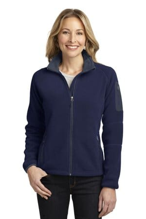 port authority ladies enhanced value fleece full-zip jacket l229