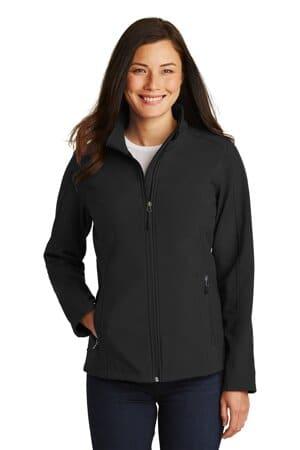 L317 port authority ladies core soft shell jacket