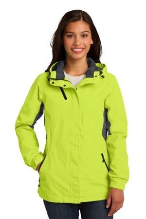 L322 port authority ladies cascade waterproof jacket