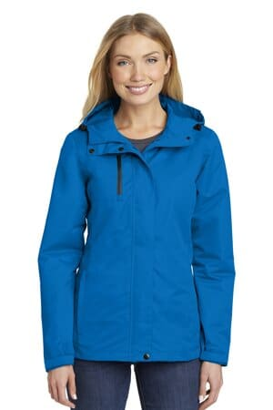 L331 port authority ladies all-conditions jacket