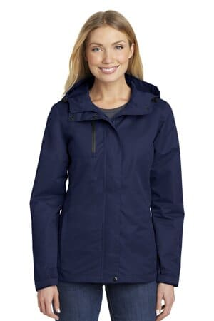 L331 port authority ladies all-conditions jacket l331
