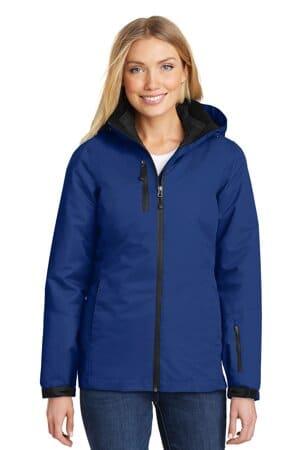 port authority ladies vortex waterproof 3-in-1 jacket l332