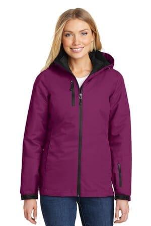L332 port authority ladies vortex waterproof 3-in-1 jacket