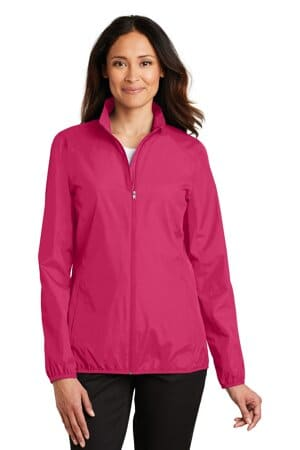 port authority ladies zephyr full-zip jacket l344