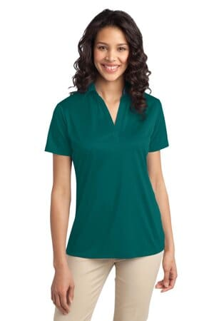 port authority ladies silk touch performance polo l540