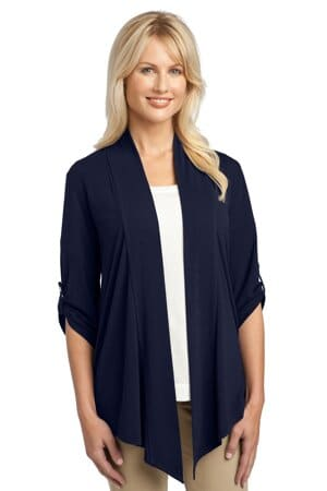 L543 port authority ladies concept shrug l543