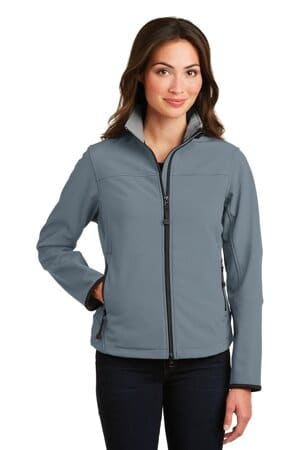 port authority ladies glacier soft shell jacket l790