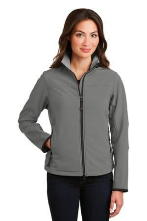 L790 port authority ladies glacier soft shell jacket