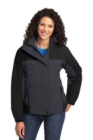 L792 port authority ladies nootka jacket l792