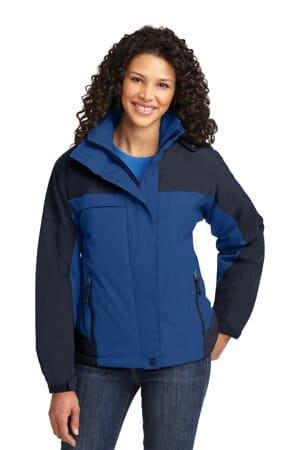 L792 port authority ladies nootka jacket
