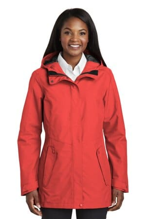 port authority ladies collective outer shell jacket l900
