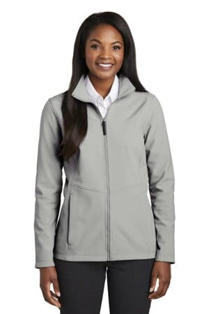 L901 port authority ladies collective soft shell jacket