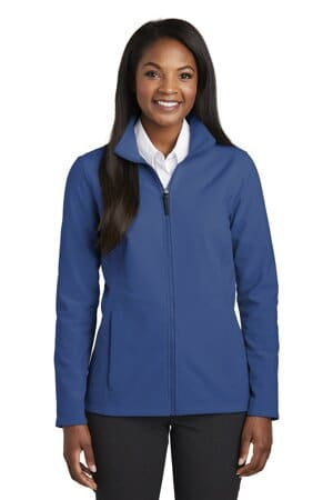 port authority ladies collective soft shell jacket l901