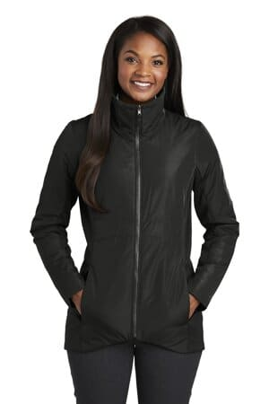 port authority ladies collective insulated jacket l902