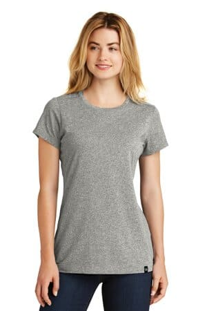 LNEA100 new era ladies heritage blend crew tee lnea100