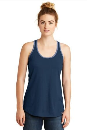 new era ladies heritage blend racerback tank lnea105