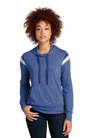 new era ladies heritage blend varsity hoodie lnea108