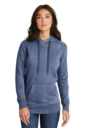 new era ladies french terry pullover hoodie lnea500