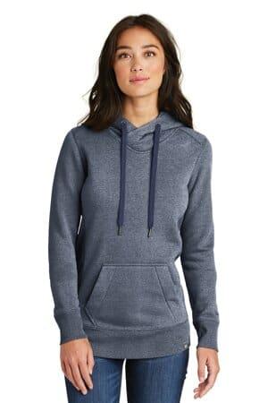 new era ladies french terry pullover hoodie lnea500