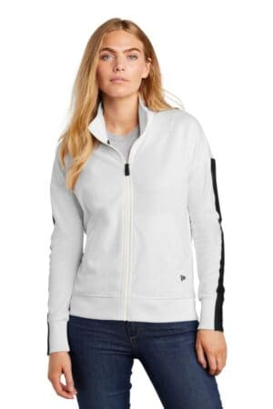 LNEA650 new era ladies track jacket