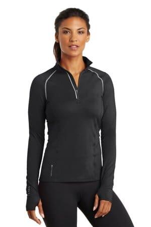 ogio endurance ladies nexus 1/4-zip pullover loe335