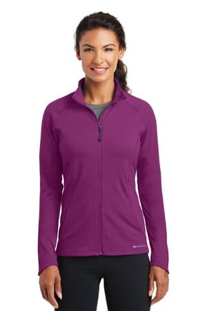 LOE551 ogio endurance ladies radius full-zip loe551