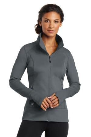 LOE700 ogio endurance ladies fulcrum full-zip loe700
