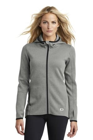 ogio endurance ladies stealth full-zip jacket loe728