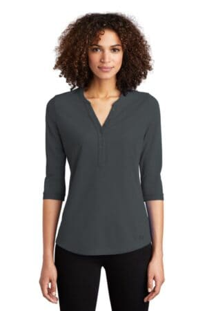 LOG104 ogio ladies jewel henley log104