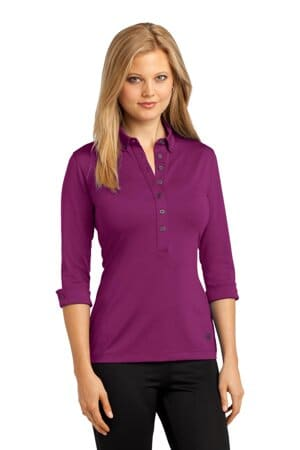LOG122 ogio ladies gauge polo log122
