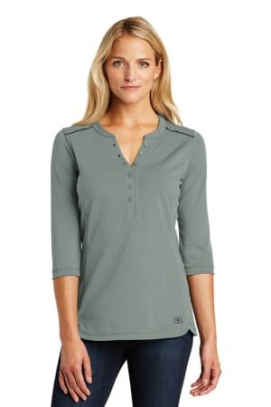 LOG132 ogio ladies fuse henley log132