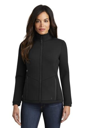 LOG724 ogio ladies axis bonded jacket log724