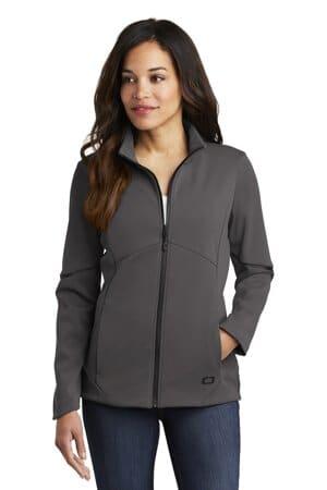 LOG725 ogio ladies exaction soft shell jacket