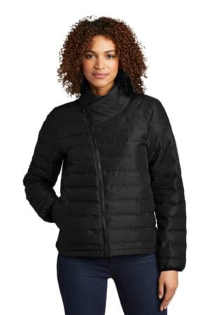 LOG753 ogio ladies street puffy full-zip jacket