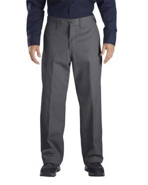 LP812 Dickies men's 775 oz industrial flat front pant