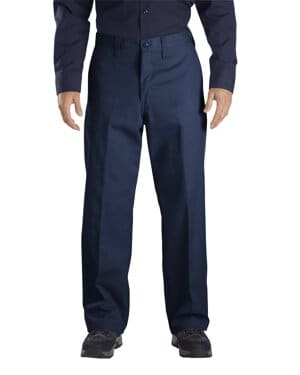 LP812 Dickies men's 775 oz industrial flat front pant