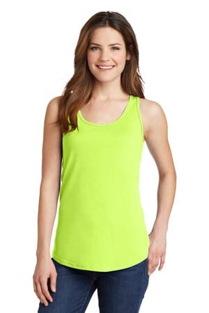 port & company ladies core cotton tank top lpc54tt
