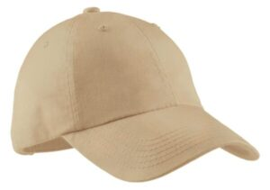 LPWU port authority ladies garment-washed cap