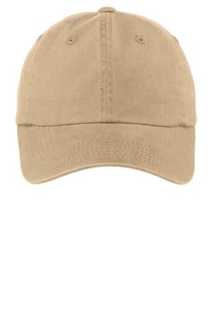LPWU port authority ladies garment-washed cap lpwu