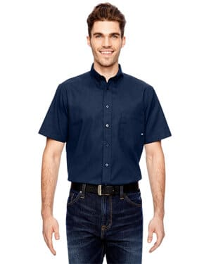LS505 Dickies men's 425 oz performance comfort stretch shirt
