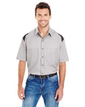 LS605 Dickies men's 46 oz performance team shirt