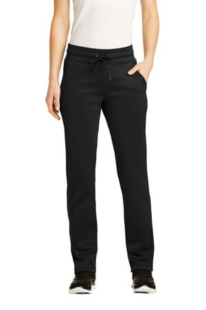LST237 sport-tek ladies sport-wick fleece pant lst237