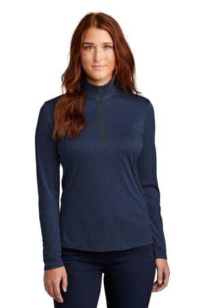 LST469 sport-tek ladies endeavor 1/4-zip pullover