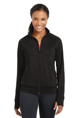 LST885 sport-tek® ladies nrg fitness jacket lst885