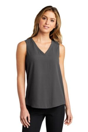 LW703 port authority ladies sleeveless blouse