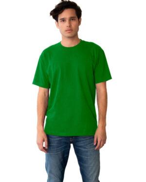 N1800 unisex ideal heavyweight cotton crewneck t-shirt